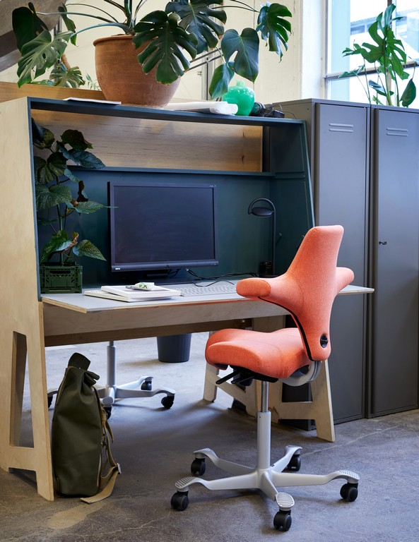 Capisco bureaustoel Heering Office Den Haag