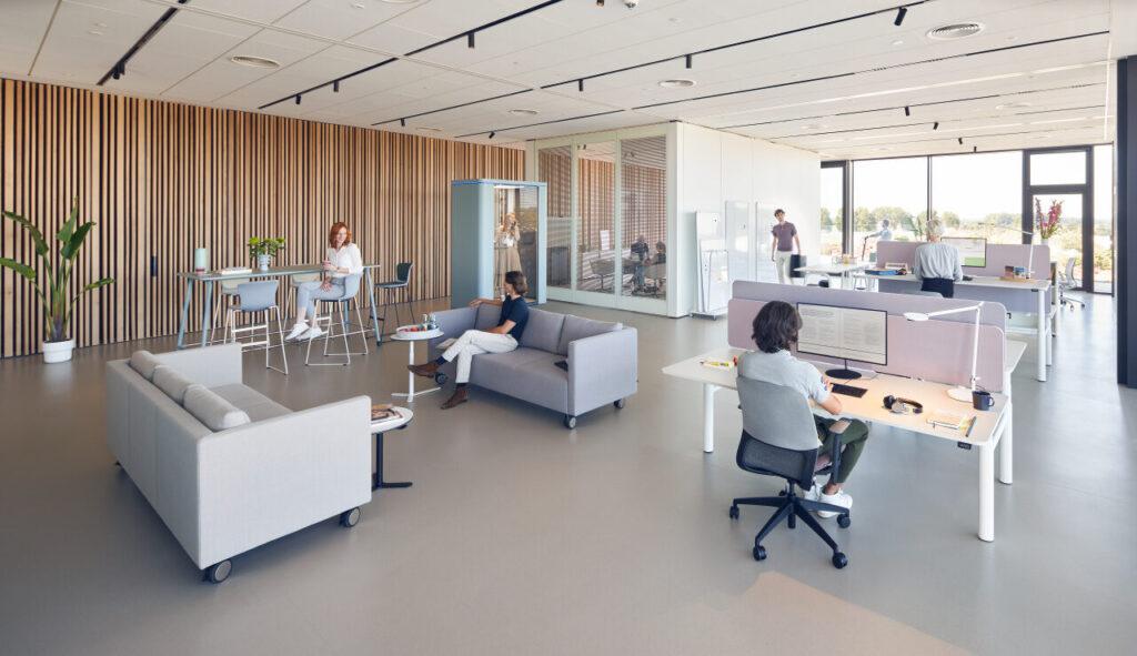 kantoorinrichting Heering Office Den Haag