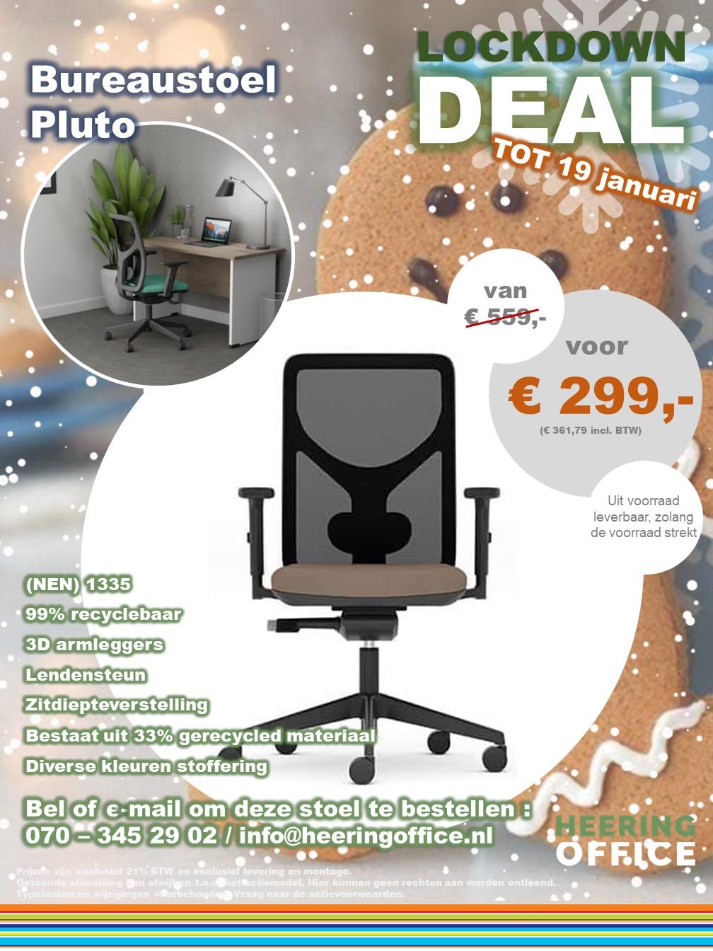 Pluto LockDown deal Heering Office Den Haa